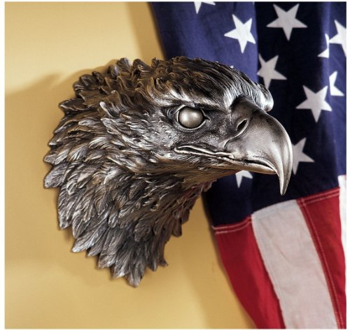 Eagle Head Wall Decor - XoticBrands 10