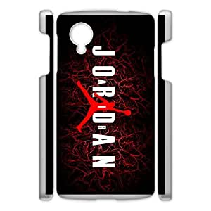 Custom Case Jordan Logo For Google Nexus 5 Q3V611868