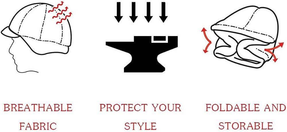 Ribcap The All New Premium Original Iggy Extra Protective Beanie Cap Impact Resistance
