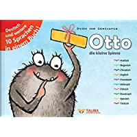 Otto - die kleine Spinne: (Elfsprachige Hardcover Edition)