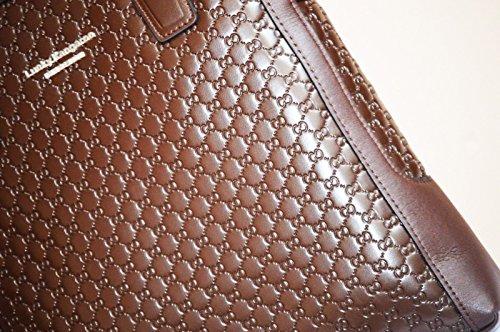 Lucky Kangroo  Kangroo Patterned Messenger Mail Bag, Borsa Messenger  marrone Brown 28 cm (Lenght) x 31 cm (Height) x 6 cm (Wide)