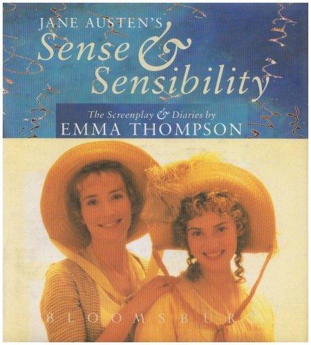 Jane Austen's Sense & Sensibility: the screenplay and diaries by Emma THOMPSON (1995-05-03)