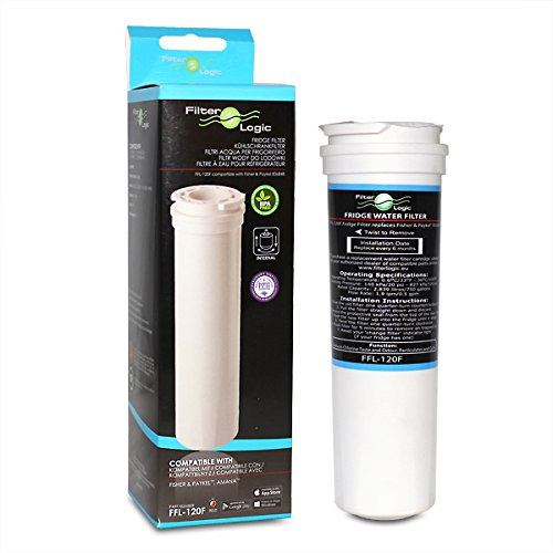 Filter Logic FFL-120F refrigerator water filter compatible with Fisher & Paykel 836848, Amando, Swift Green, Supco and Water Specialist (Activity Carbon Filter compare prices)