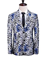 JEA-EJE Fcasual Suits for Men Party Designer Male Jacket Blazer Exquisite Jacquard Fabric Gentleman Tuxedos