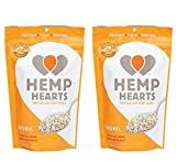 Manitoba Harvest Hemp Hearts Raw Shelled Hemp Seeds, Natural, 1 Pound (1 Pound. Pack of 2)