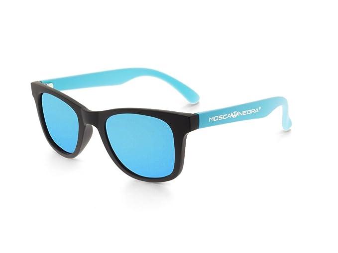 Gafas de sol para niño MOSCA NEGRA modelo MIAMI Ice Blue ...