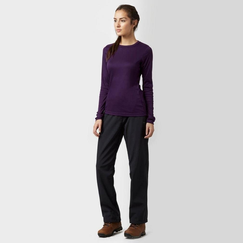 Peter Storm Womens Long Sleeve Thermal Crew Baselayer
