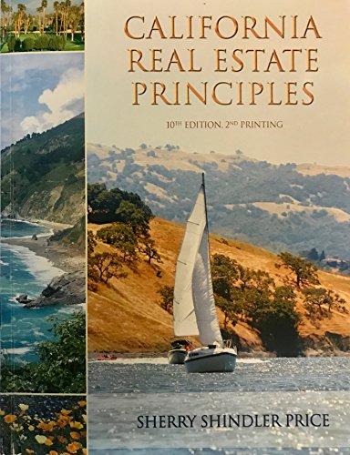 California Real Estate Principles 10th Edition
