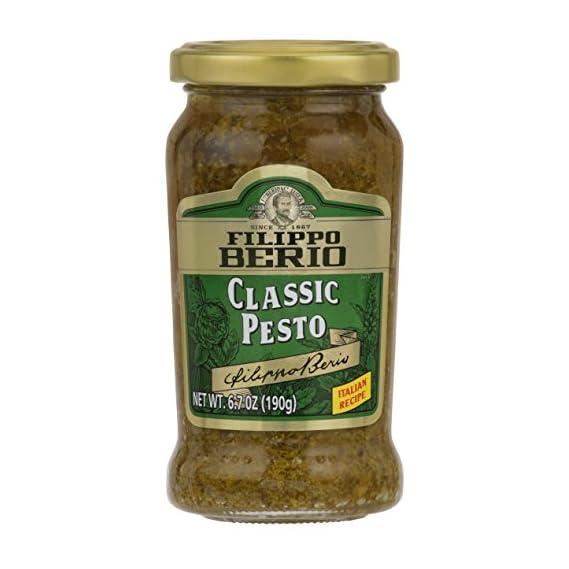 Filippo Berio Classic Pesto Pasta Sauce, 190g