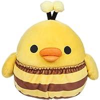 "Rilakkuma San-X Licensed Kiiroitori Honey Bee Plush Doll - 7"""