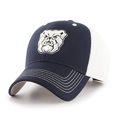 NCAA Butler Bulldogs Sling OTS All-Star MVP Adjustable Hat, Navy, One Size