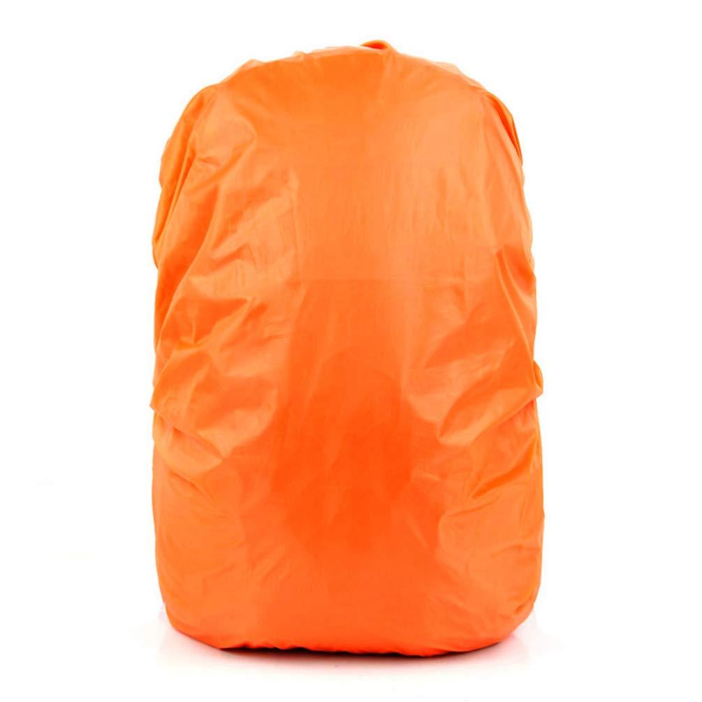 Hongma Hongma Rucksack Regenschutz Regenh/üllen Tarnung Orange Gr/ün Grau Schwarz Wasserdicht f/ür Camping Wandern Outdoor MEHRWEG