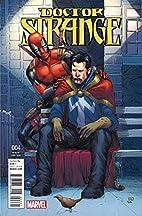 Doctor Strange (2015-) #4 by Jason Aaron