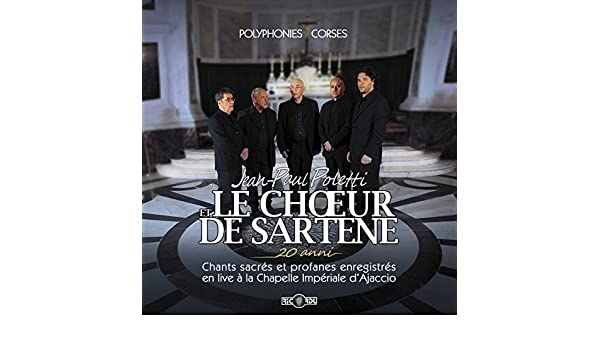Credu oratorio terra mea by Le Choeur de Sartène Jean-Paul Poletti on Amazon Music - Amazon.com