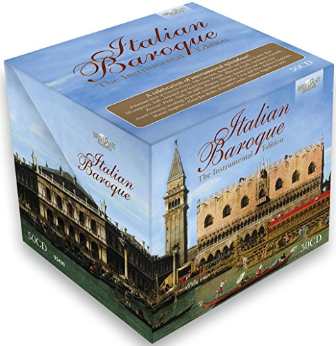 Italian Baroque: The Instrumental Edition [Box Set] ()