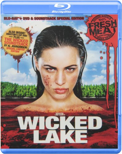 Criminal Lake: Director's Cut (Three-Disc Blu-ray/DVD/CD Combo)