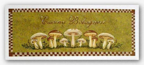 Cucina Bolognese by Gayle Bighouse Art Print Poster