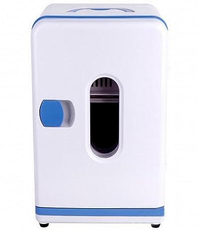 Amazon.com: Refrigerador Del Coche 12L Mini Mini-Refrigerador Estudiante Dormitorio Mini-Fría Y Caliente Caja Casa Maquillaje Medicina Puede Ser Enfriado ...