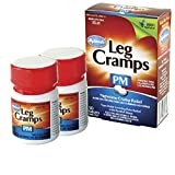 Hyland's Leg Cramps PM with Quinine Tablets 50 ea (Pack of 2)
