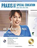 PRAXIS II Special Education (0353, 0354, 0543, 0545), Langer, Esther and Drawdy, Kymberly Harris, 0738608726