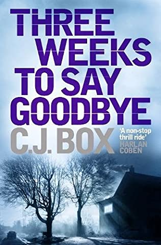 book cover of Three Weeks to Say Goodbye