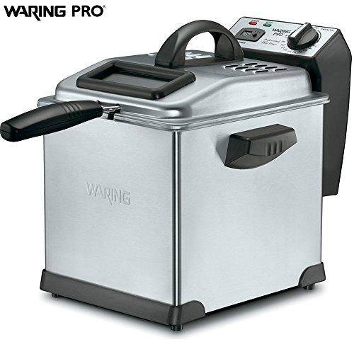 Waring Pro DF175FR Digital Deep Fryer - (Certified Refurbished)