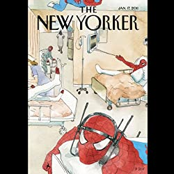 The New Yorker, January 17th 2011 (Jill Lepore, Calvin Tompkins, Amos Oz)