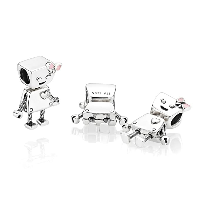 c163bb4bd Pandora Charm 797141en160 Bella Bot: Amazon.co.uk: Jewellery