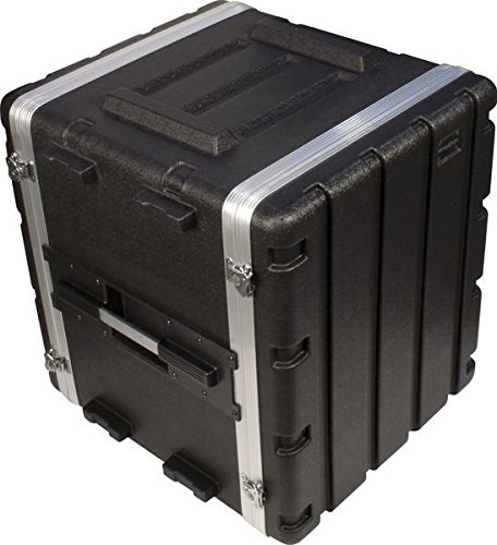 Ultimate Support DURACASE UR-12L DuraCase Audio Rack Series ABS Portable Rackmount Case - 12-Space Rack Case