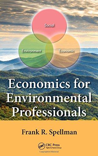 Economics for Environmental Professionals