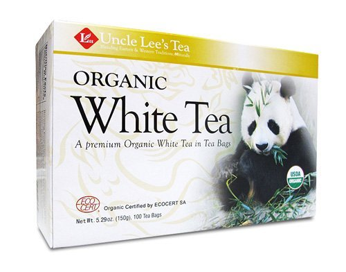 Legends of China Organic White Tea 100 Bags