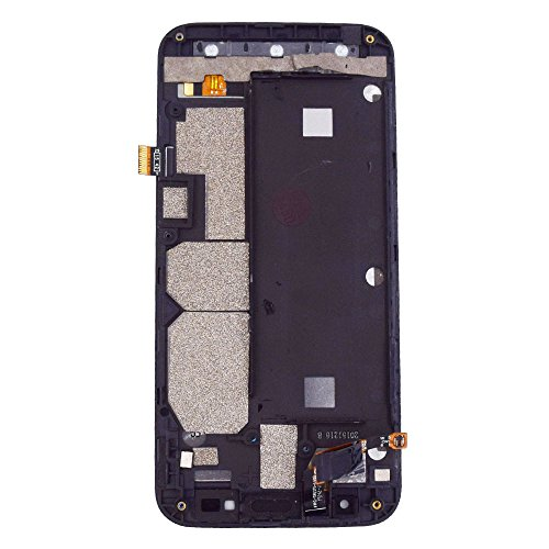 good KDIFIX For ZTE Maven Z812 & Overture 2 Maven Z813 LCD Touch Screen Assembly + Frame with Full Professional Repair Tools kit (BLACK+FRAME)