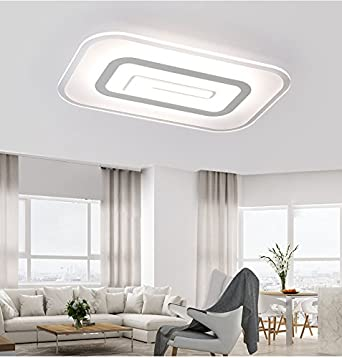 ANGEELEE Niedrige Decke lampe led-leuchte Wohnzimmer Amerikanische ...