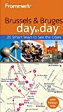 Frommer's Day by Day: Brussels & Bruges by Mary Anne Evans front cover