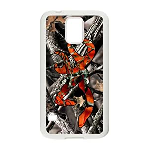 Browning Camo Deer Hunter Cell Phone Case for Samsung Galaxy S5