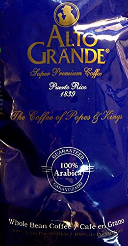Alto Grande Super Premium Coffee Beans 2 Pounds