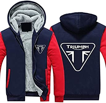 sweat zippé capuche triumph