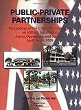 Public-Private Partnerships, Ellen Pint and Rachael Haart, 0833029789