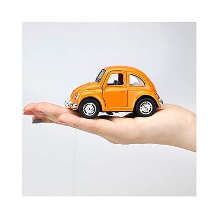 TKHCOLDM Juguete para niños Modelo de Coche Mini de aleación, Carro de Juguete para Tirar