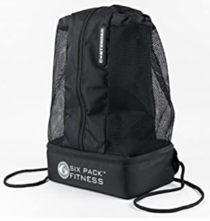 2ceaefa585 6Pack Fitness - Voyager 500 Backpack  Amazon.co.uk  Health ...
