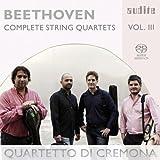 Beethoven: Complete Quartets, Vol. 3