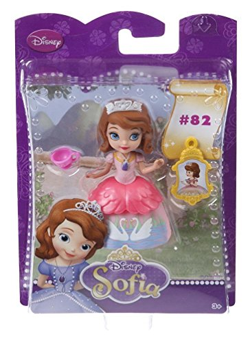 Price comparison product image MATTEL Disney Sofia Character Assortment Y6628