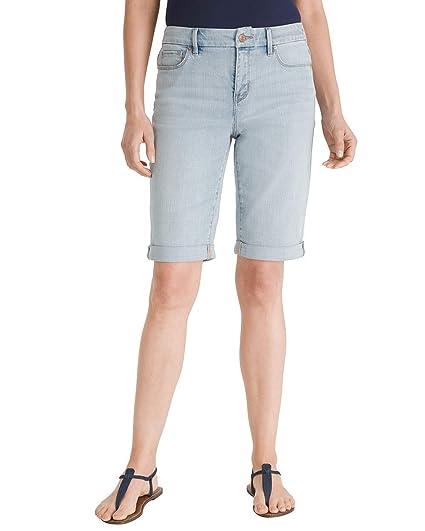 chicos shorts slimming