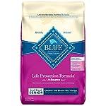 Blue-Buffalo-Life-Protection-Formula-Small-Breed-Senior-Dog-Food-Natural-Dry-Dog-Food-for-Senior-Dogs-Chicken-and-Brown-Rice-15-lb-Bag
