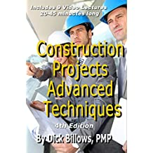 Construction Projects Advanced Techniques: Book on Construction Projects