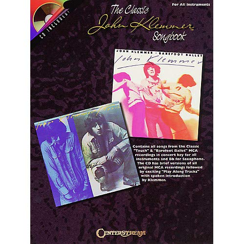 (The Classic John Klemmer Songbook Instrumental Folio Series Book with CD Performed by John Klemmer Pack of 2)