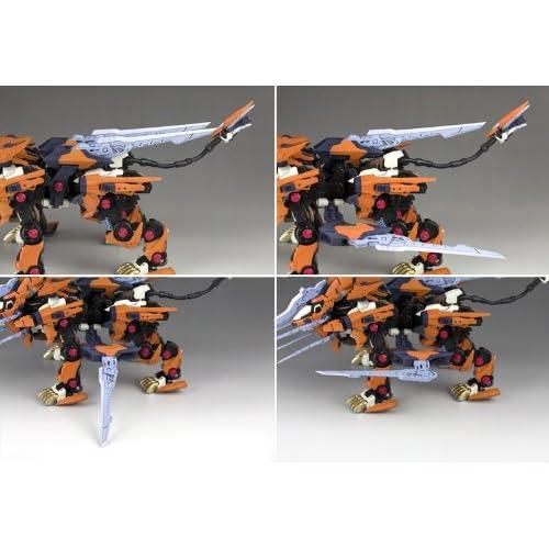 Construction kit 1//72 Scale ZOIDS Liger Zero Schneider Highend Master Model RZ-041 HMM 026