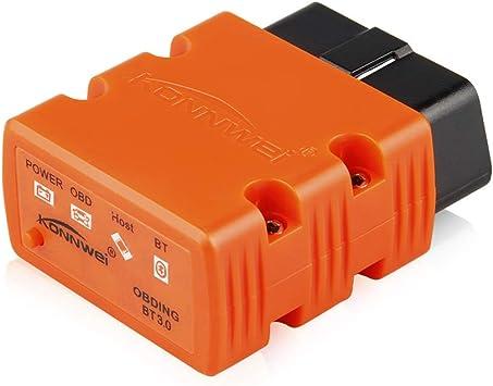 ELM327 KW902 OBD2 OBDII WiFi Car Fault Code Reader Engine Diagnostic Scan Tool