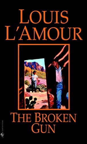 The Broken Gun: A Novel