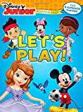 Disney Junior - Let's Play! Poster-a-Page, Disney, 1618933787